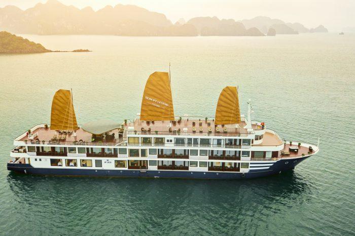 Du thuyền Sealife Legend – 5 sao