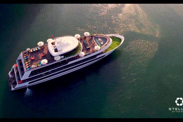 Du thuyền Stellar Of The Seas
